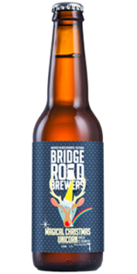 Bridge Road Magical Christmas Unicorn Ice Cream Ale