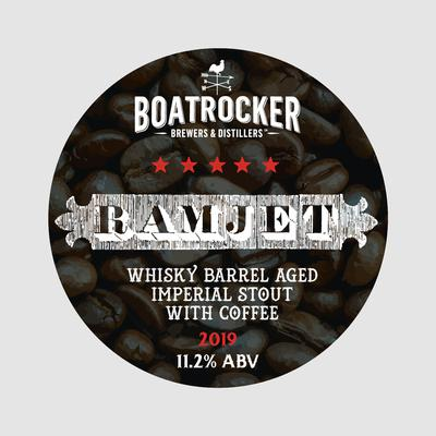 Boatrocker Coffee Ramjet 2019