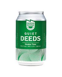Quiet Deeds Double Time DDH Pale