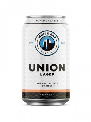 White Bay Union Lager