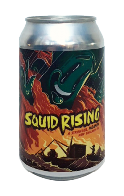 Mornington Squid Rising NEIPA