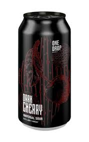 One Drop Dark Cherry Imperial Sour