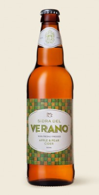 Sidra Del Verano Apple and Pear Cider