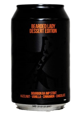 Magic Rock Bearded Lady Dessert Edition Imperial Stout