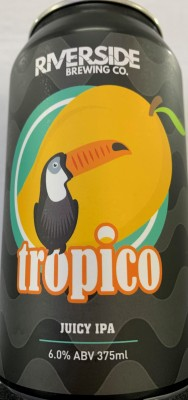 Riverside Tropico Juicy IPA