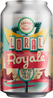 Garage Project Loral Royale IPA