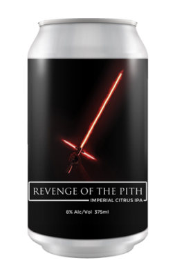 Revenge of the Pith Citrus IPA