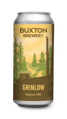 Buxton Grinlow Session IPA