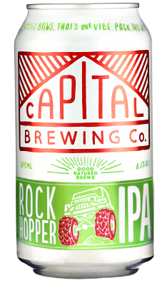 Capital Rockhopper IPA
