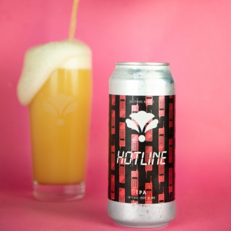 Image of Bearded Iris Hotline DDH IPA