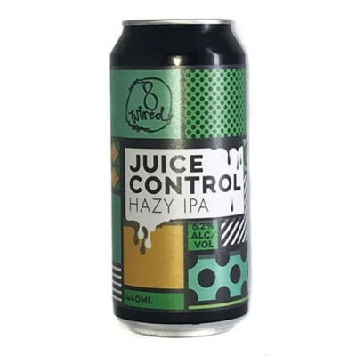 8 Wired Juice Control Hazy IPA