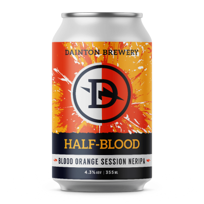 Dainton Blood Orange Session NERIPA