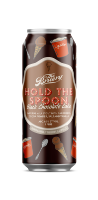 The Bruery Hold The Spoon Black Chocolate Cake Imperial Stout