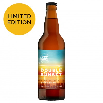 Two Birds Double Sunset Double Red Ale