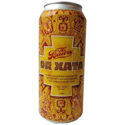 The Bruery 'OR XATA' Blonde ale