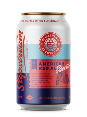 Slipstream American Red Ale