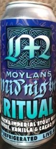 Moylan's Midnight Ritual Mocha Imperial Stout