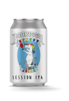 Bodriggy Speccy Juice Session IPA