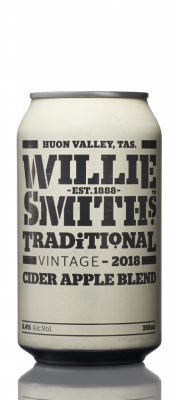 Willie Smiths Traditional Cider 2018