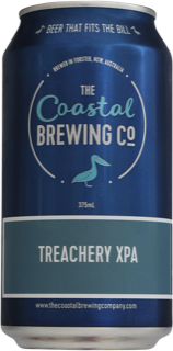 Coastal Brewing Co Treachery XPA