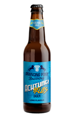 Prancing Pony Achtung Helles Lager