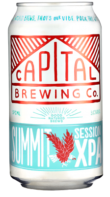 Capital Brewing Summit XPA