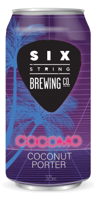 Six Strings Cocomo Coconut Porter