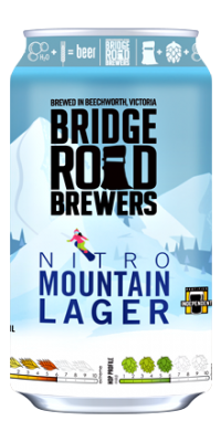 Bridge Road Nitro Mountain Lager