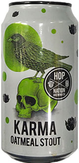 Image of Hop Nation Karma Oatmeal Stout