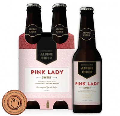 Alpine Pink Lady Sweet Cider