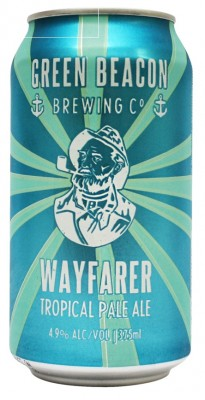 Green Beacon Wayfarer Tropical Pale Ale