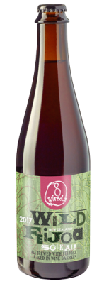 8 Wired Wild Feijoa Sour Ale 2019