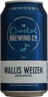 Coastal Brewing Co Wallis Weizen