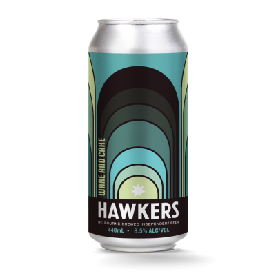 Hawkers Wake and Cake Imperial Stout