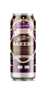 The Bruery Bakery Oatmeal Cookie Imperial Stout