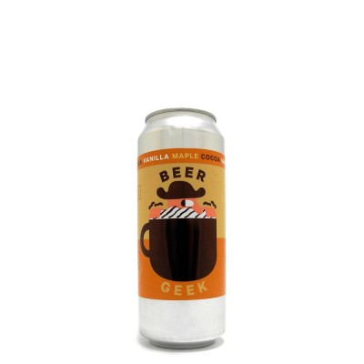 Mikkeller Beer Geek Vanilla Maple Cocoa Shake