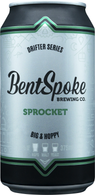 BentSpoke Sprocket IPA